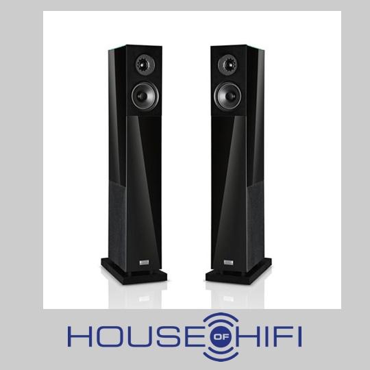 Abverkauf aller Audio Physic Classic 10 Standbox, Glasoberfläche grün, Paar, (Vorführmodel)