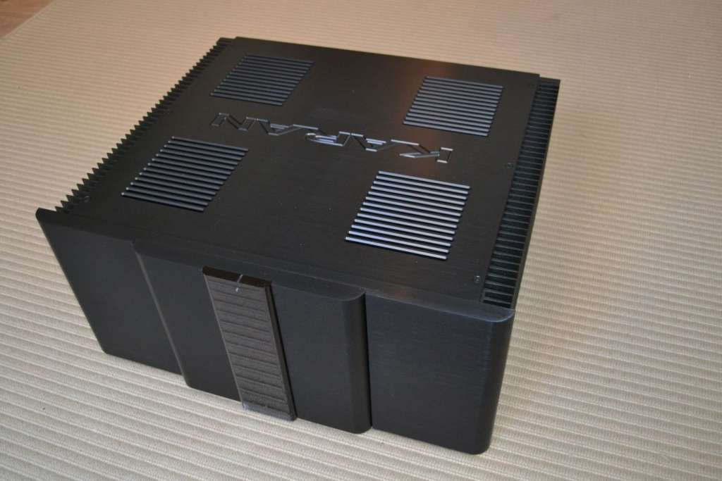 KAS 400 - Black