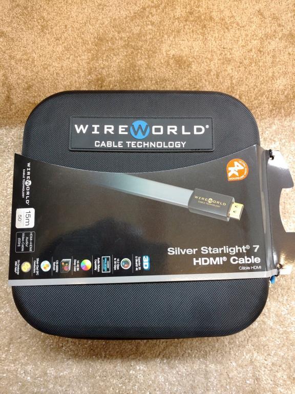 Silver Starlight 7  HDMI - 15 Meter