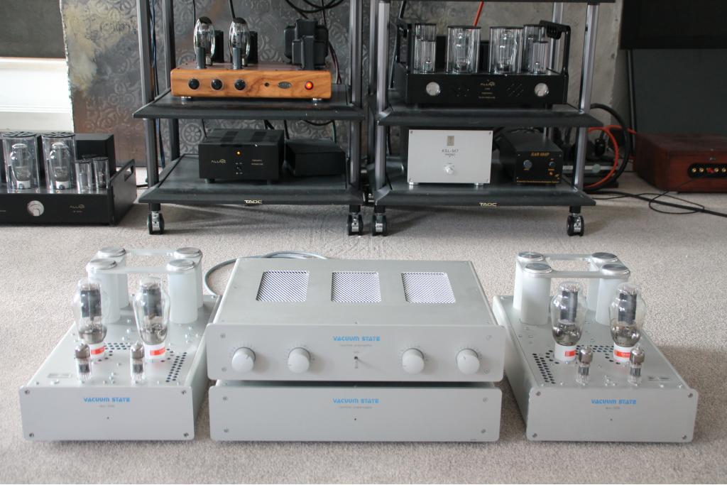 Vacuum State DPA-300B