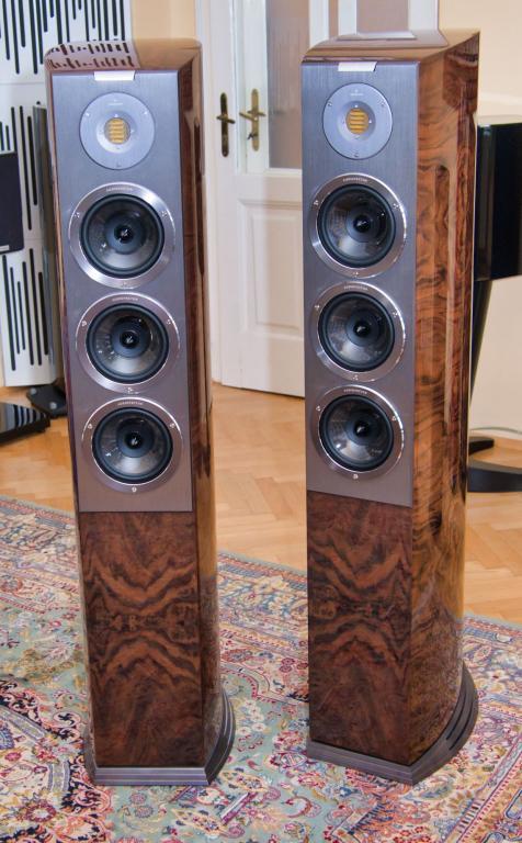 Audiovector R8 Arreté Standlautsprecher (Paar)