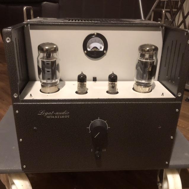 Legat Audio Seta KT 120 DT