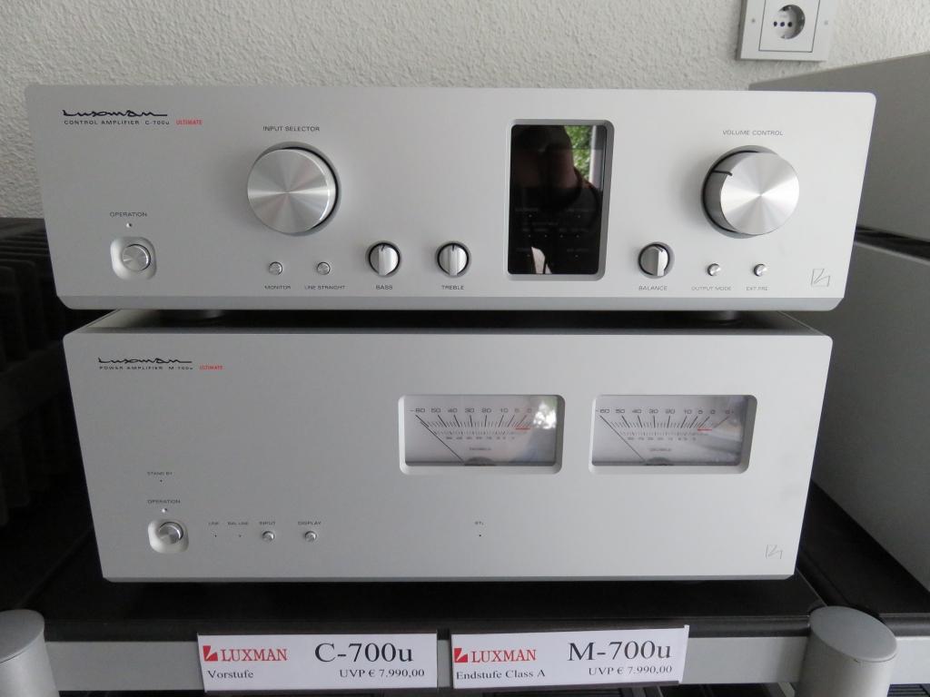C - 700 u und M - 700 u