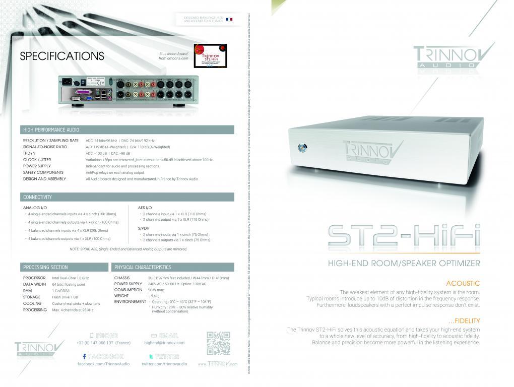 ST-2 HiFI