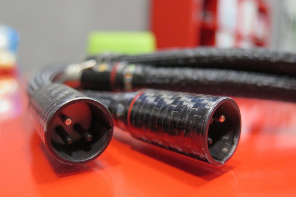 Nanofiber XLR 1m