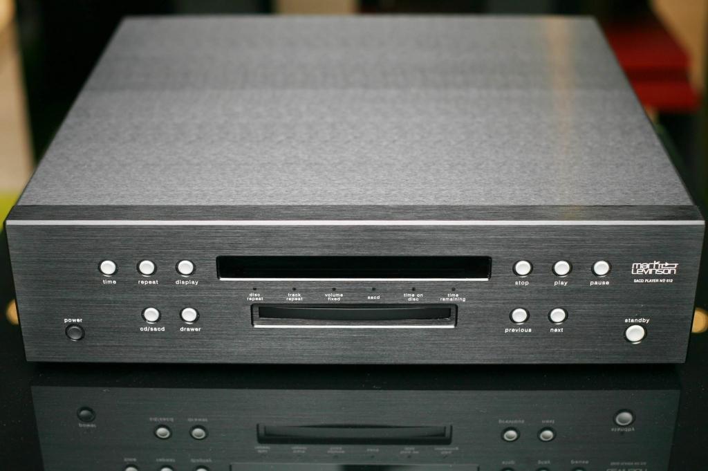 512 CD/SACD player