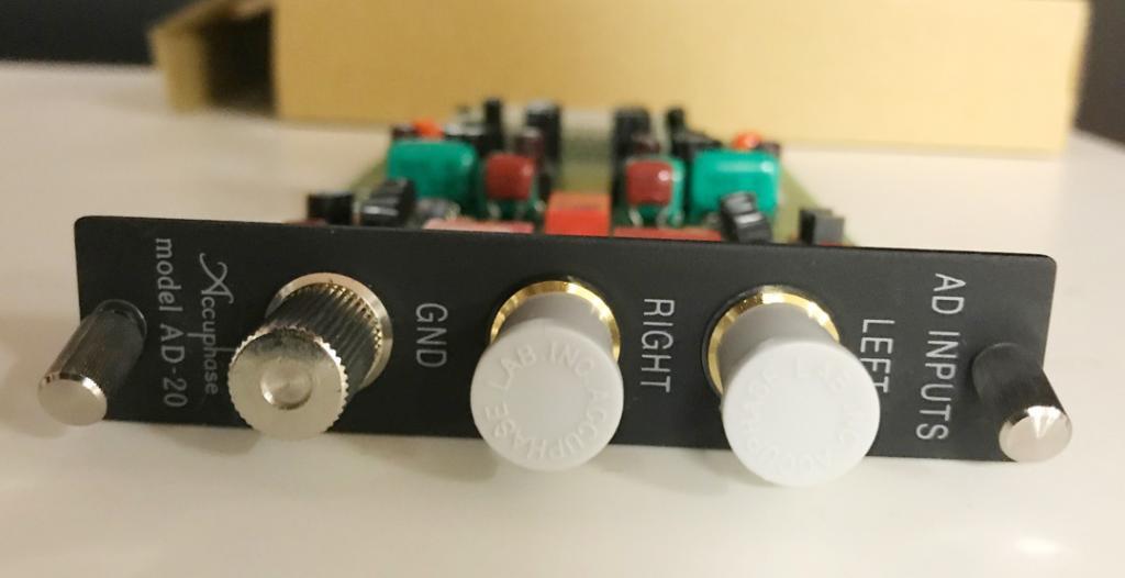 AD-20, Phono-Board