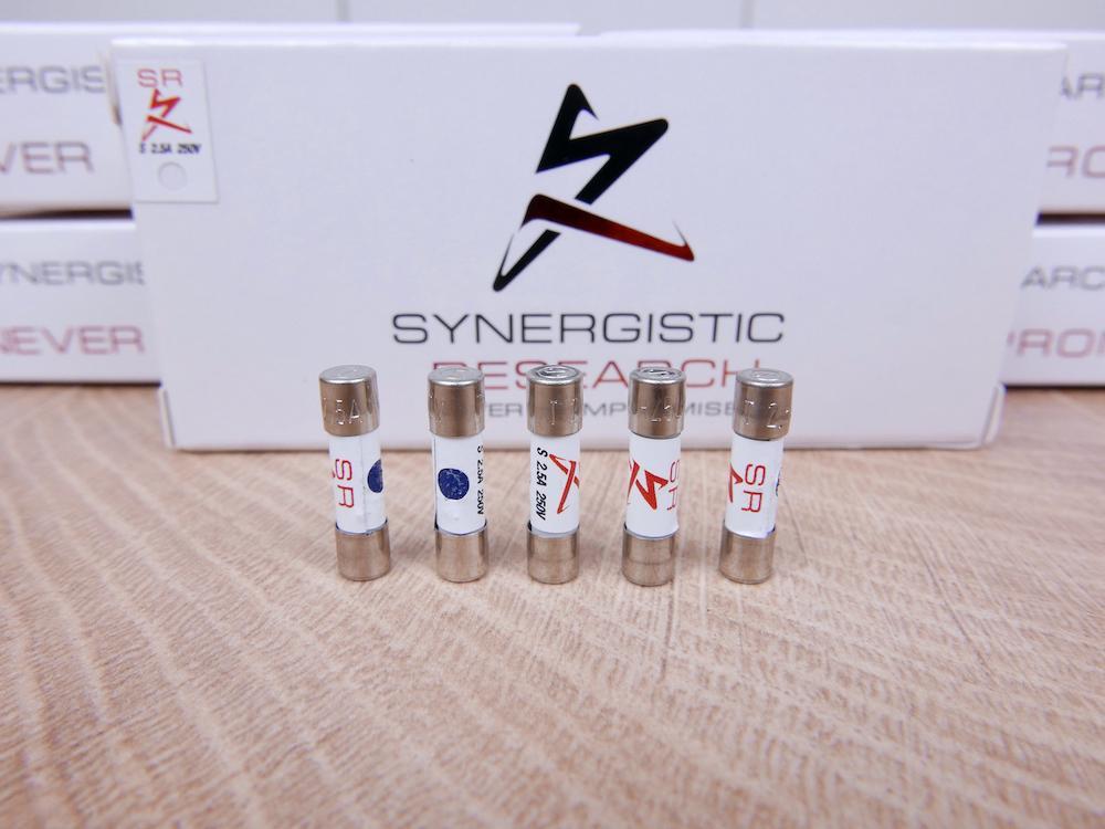 Orange audio Quantum Fuse 5x20mm Slo-blow 2A 250V (3 available)