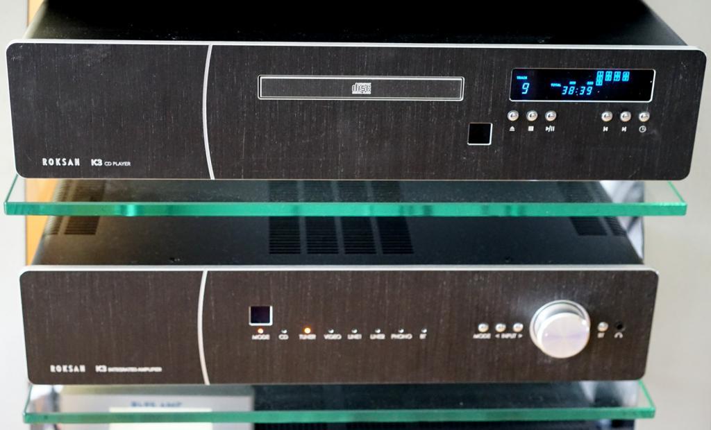 K3 CD Player + K3 Verstärker