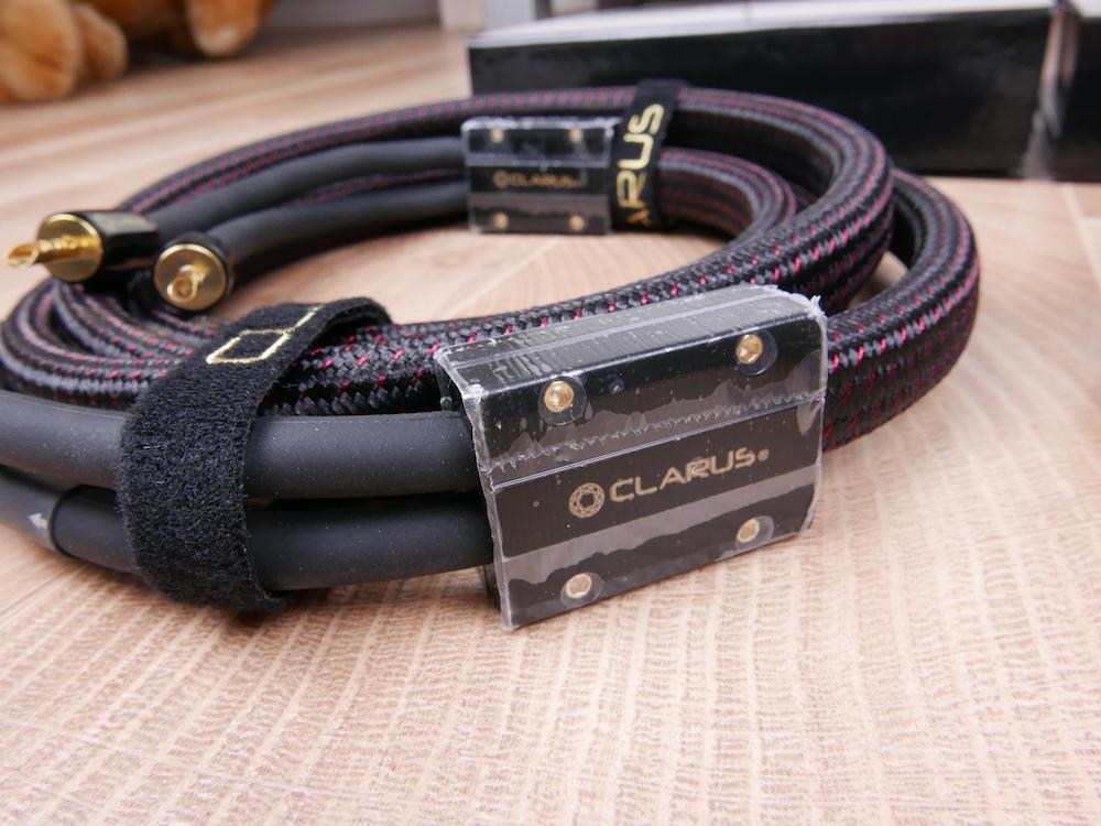 Crimson CCSP highend audio speaker cables 2,5 metre NEW