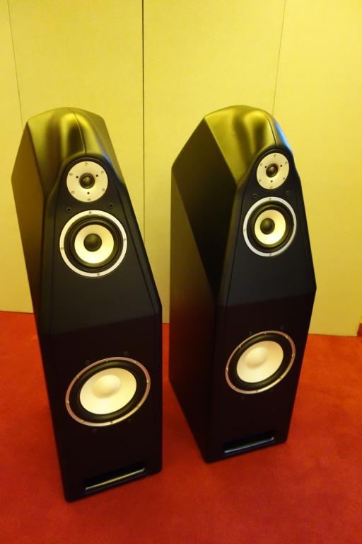 Dragon Legend E loudspeakers ex-demo