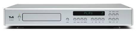 PULSAR CD 1230 R - CD-Player in Alu Silber elox. Ausführung - Aussteller in gutem Zustand zum Sonderpreis von nur 899,- Euro (UVP = 2.100,- Euro)