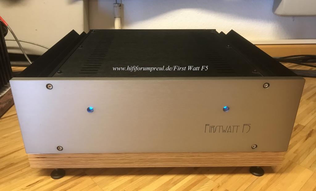 FIRST WATT F5