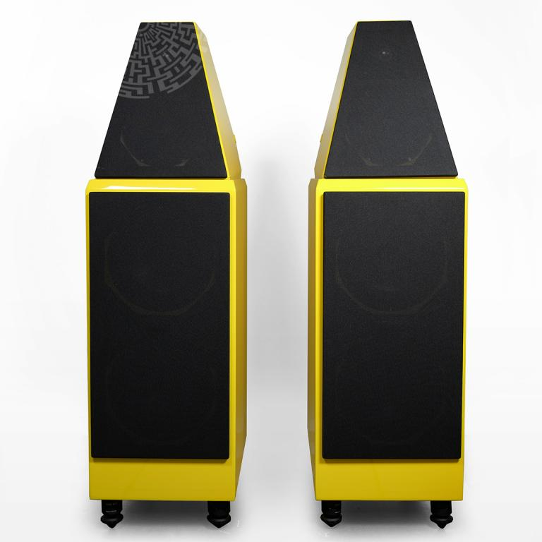 Wilson Audio WILSON AUDIO WATT PUPPY 7 - FERRARI YELLOW