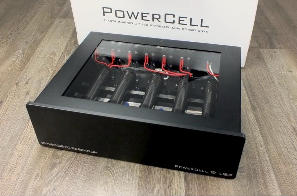PowerCell 12 UEF SE with SRX power cable BRAND NEW
