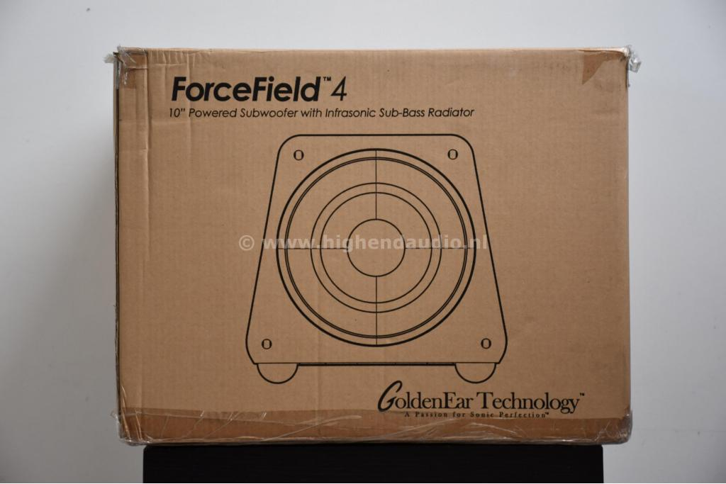 Force Field 4 -demo unit-