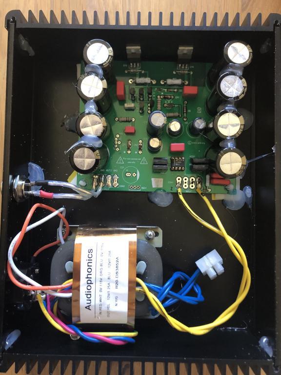 6 V  S11 Forums Netzteile  mit Refine DC Kabel