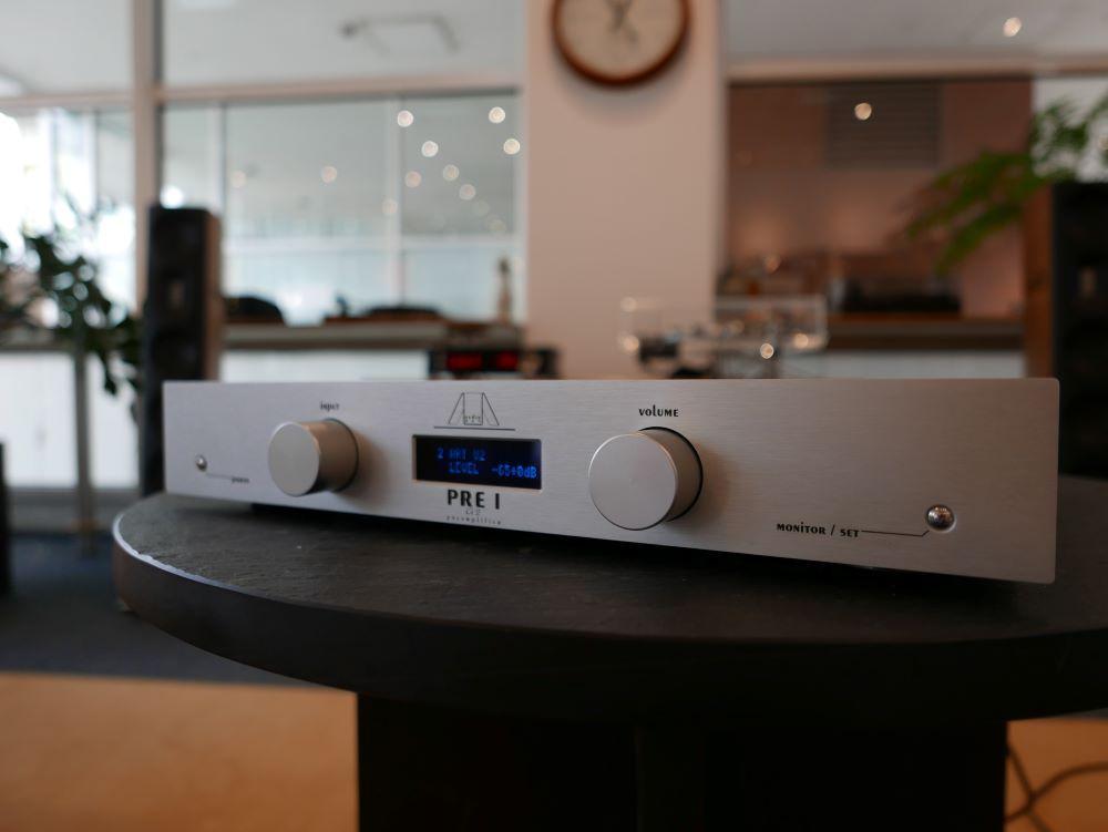 AudioNET PRE1 G2