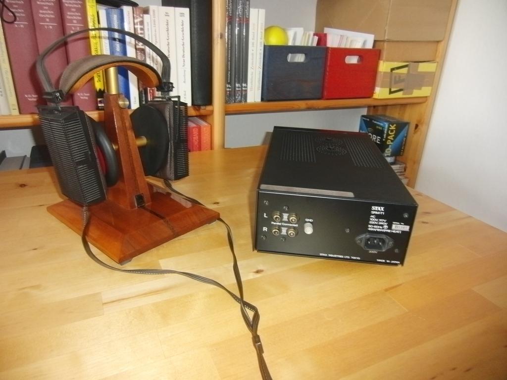 Kopfhörerverstärker SRM-T1