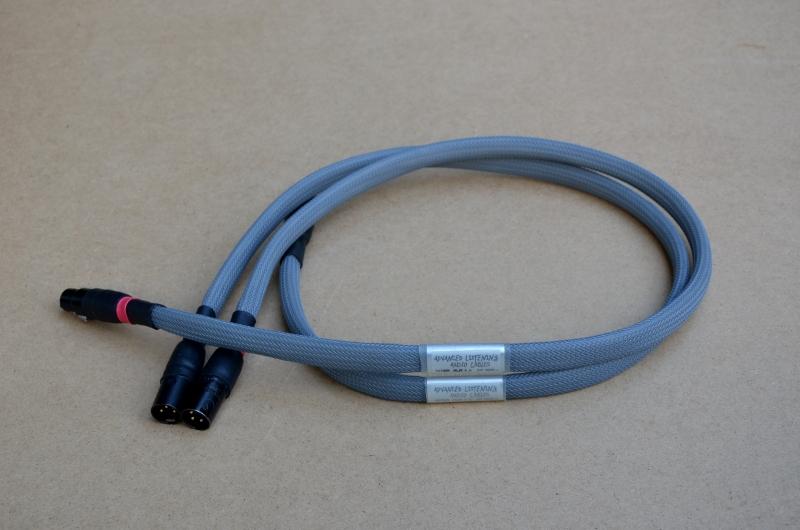 XLR-Kabel, Typ 1A, 1m