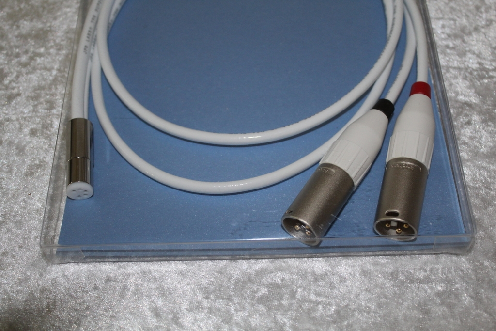 Phonokabel Superconductor V XLR/RCA/DIN