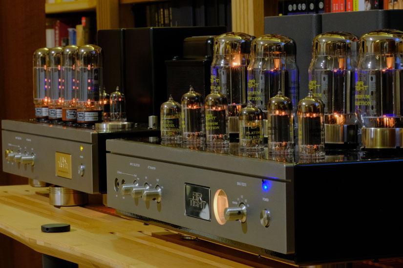 ATM-2 Plus Stereo Verstärker Neuentwicklung in 2020!