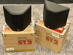 Revel Performa 3 F208 + Performa 3 Center C208 inkl. Stand + Concerta S12 Surround Dipole