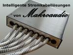 Makroaudio Stromverteiler-MKII 6-fach Netzverteiler/Netzleiste