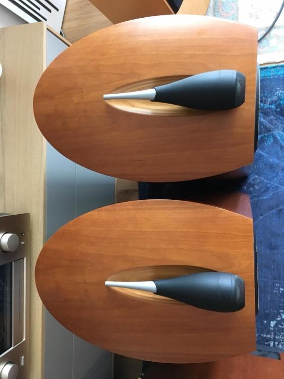 Bowers & Wilkins N 803 Nautilus Kirsche
