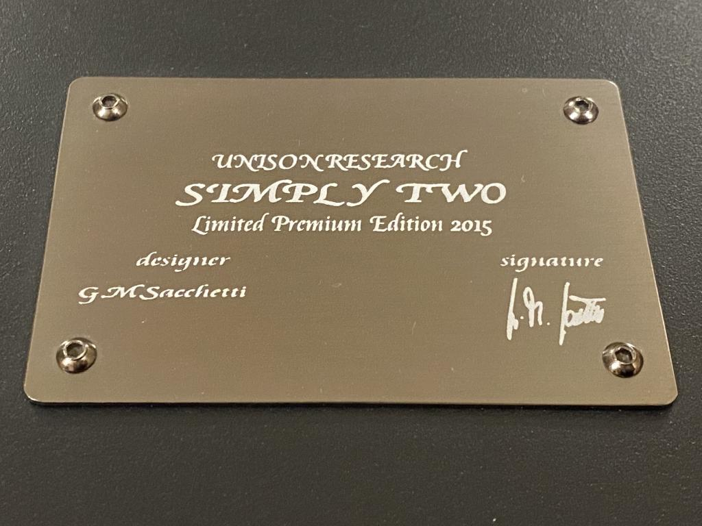 Simply Two (Limited Premium Edition 2015)