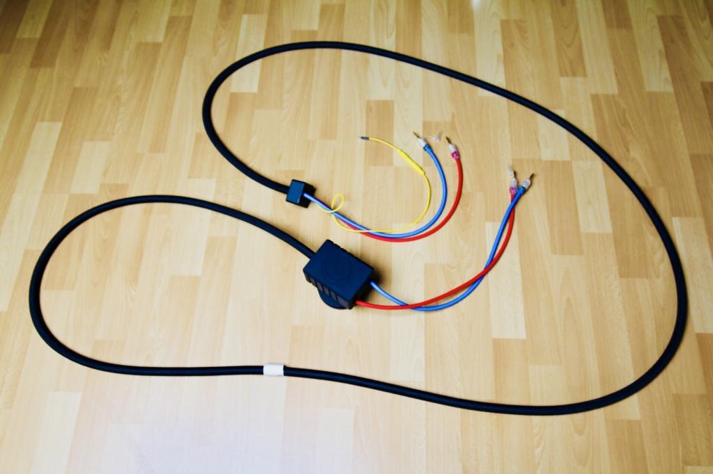 Einmaliges Referenz Lautsprecher Kabel - Frans de Wit 2x 4,5m mit Zobel