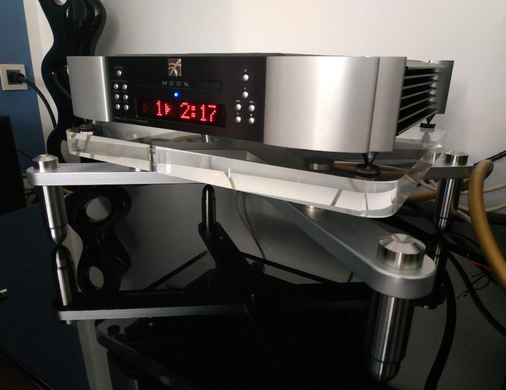 750 D D/A Wandler mit CD-Transport