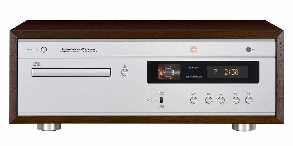 D-380 CD-Player Röhre und Transistor schaltbar