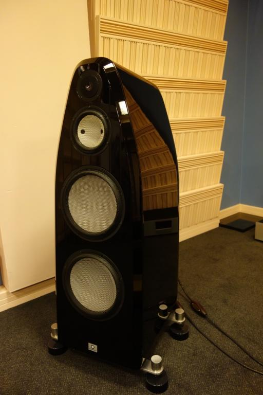 Coltrane 2 loudspeakers in perfect condition