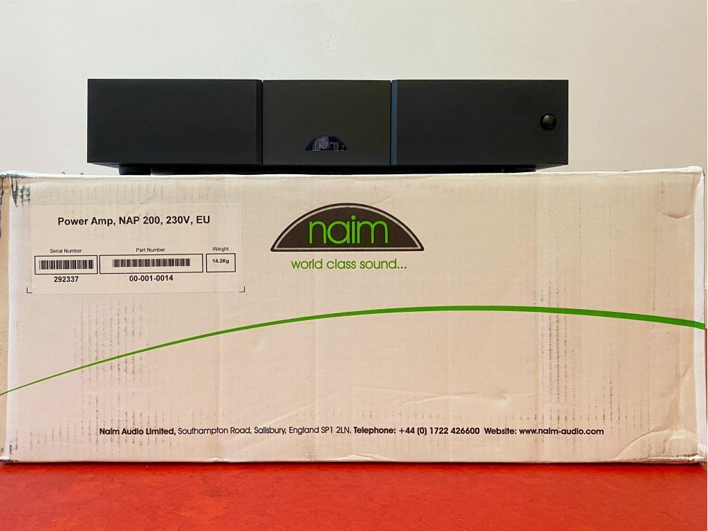Naim Audio NAP 200