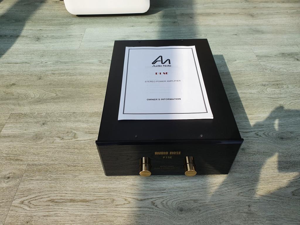 Audio Note P1 SE
