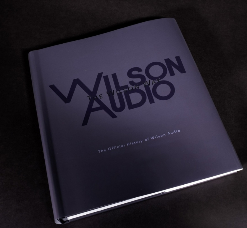 Buch the Official History of Wilson Audio