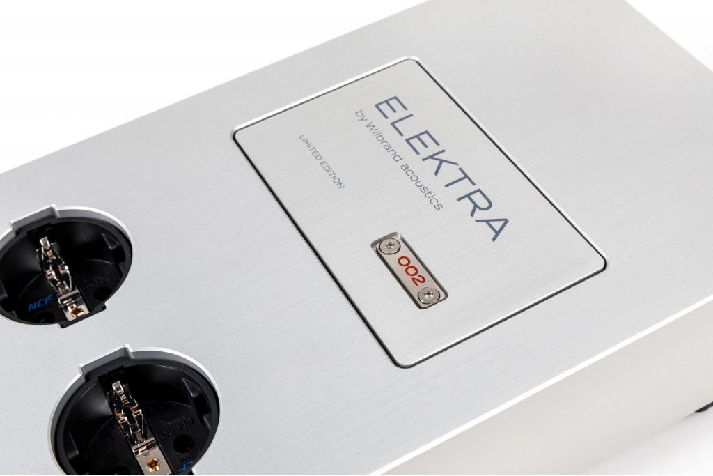 Netzleiste ELEKTRA - Das Maß aller Dinge
