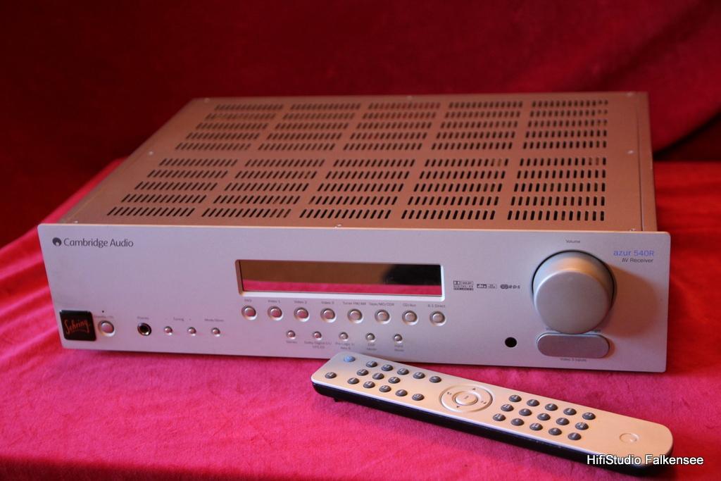 Azure 540R AV Receiver