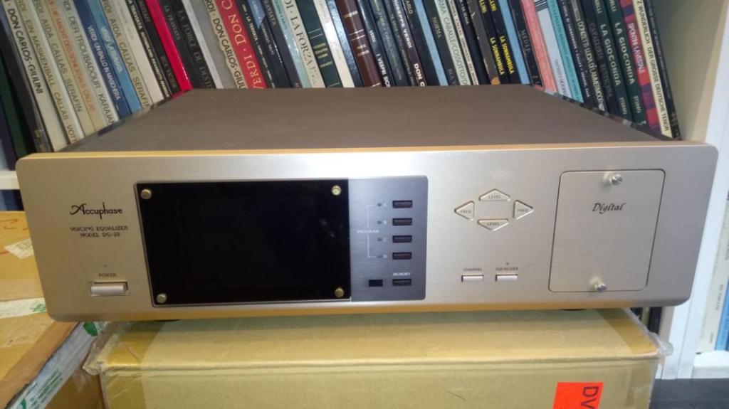 DG28 Digital Equalizer Room corrector