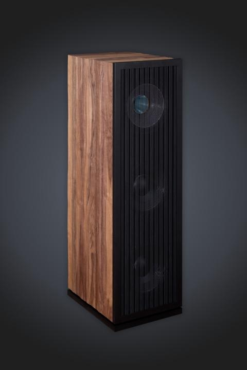NEW REFERENCE COAXIAL LOUDSPEAKER LIVE ACT SERIES 312