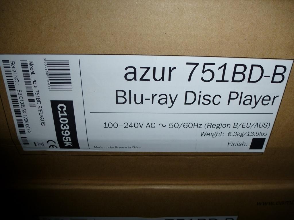 Azur 751 BD