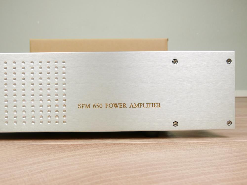 SPM 650 highend audio power amplifier