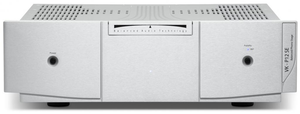 Balanced Audio Technology BAT VK-P12SE Superpak Röhren Phonovorstufe
