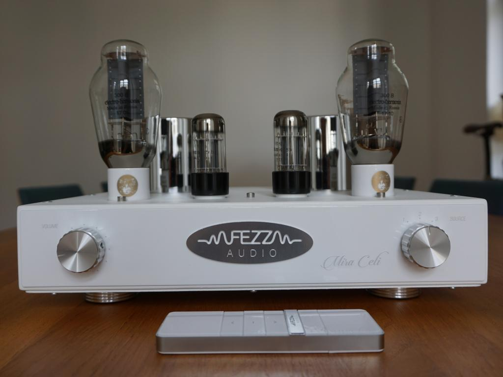 Fezz Audio Mira Ceti 300B