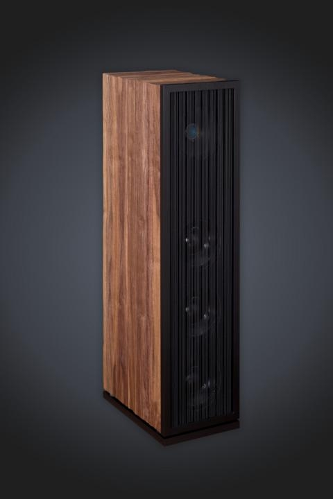 NEW REFERENCE COAXIAL LOUDSPEAKER LIVE ACT SERIES 408