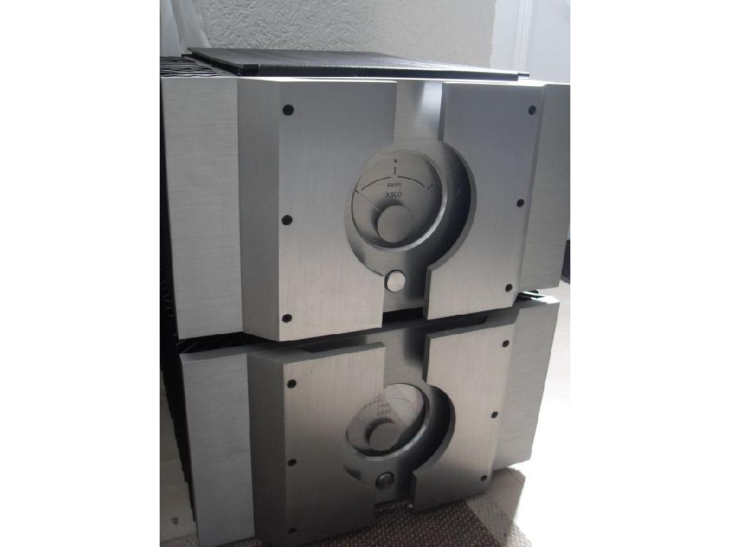 Reparaturen, Tuning:  Aleph-Serie, X-Serie, XA-Serie