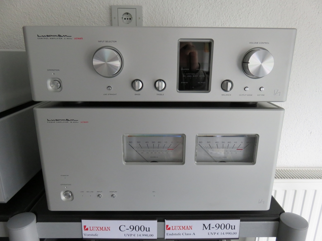 C - 900 u und M - 900 u