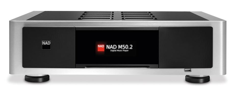 M50.2 Digital Music Player, Vault