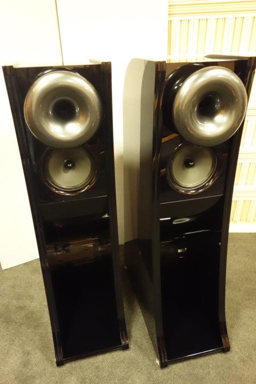 Wagner horn loudspeakers ex-demo in perfect condition